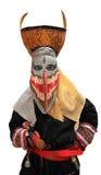 Phi Ta Khon colorido de la máscara Fotos de archivo libres de regalías