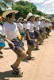 Phi Ta Khon ducha festiwal Obraz Stock