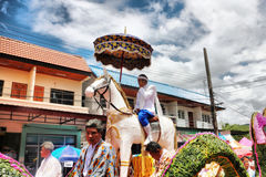 Phi Ta Khon. Each year, the old community of Dansai in the northwestern Loei province holds the  festival. The Local people are very proud Stock Photography