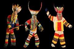 Phi Ta Khon Festival giugno in Loei, Tailandia Immagine Stock