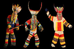 Phi Ta Khon festiwal na Czerwu w Loei, Tajlandia Obraz Stock