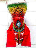 Phi Ta Khon. Ghost mask Stock Photography