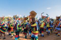 Phi ta khon Royalty Free Stock Photo