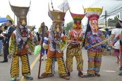 Phi ta khon Royalty Free Stock Image