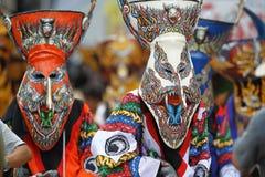 Phi ta-korn Festival Stockbild