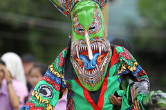 Phi ta-korn Festival Lizenzfreies Stockfoto