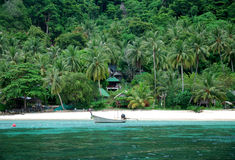 phi Thaïlande de ko photographie stock libre de droits