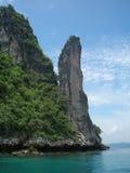 phi Thailand wyspy zdjęcia stock