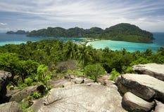 Phi van Ko Phi Royalty-vrije Stock Foto's