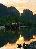Phi van Ko Phi trekt aan Stock Afbeeldingen