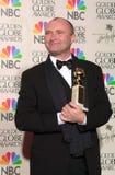 Phil Collins, gwiazda muzyki pop Zdjęcie Royalty Free