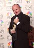 Phil Collins, gwiazda muzyki pop Obraz Stock