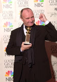 Phil Collins, vedette de pop Images libres de droits