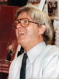 Phil Donahue imagem de stock royalty free