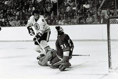 Phil Esposito. Former Boston Bruins great Phil Esposito Stock Images