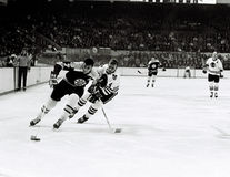 Phil Esposito Boston Bruins Immagine Stock