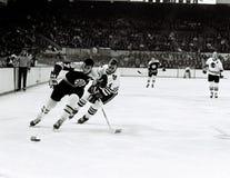 Phil Esposito Boston Bruins. Boston Bruins legend Phil Esposito #7 Stock Image