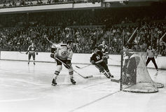 Phil Esposito Boston Bruins Fotografie Stock