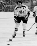 Phil Esposito Boston Bruins Lizenzfreie Stockfotos