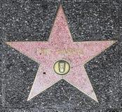 Phil Harris star on Hollywood Walk Royalty Free Stock Photo