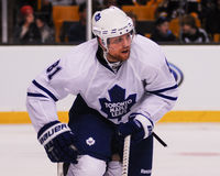 Phil Kessel Toronto Maple Leafs Lizenzfreie Stockfotos