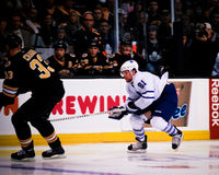 Phil Kessel Toronto Mapleleafs Royalty-vrije Stock Foto's