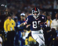 Phil McConkey. New York Giants WR Phil McConkey, #80.  (image taken from color slide Stock Photography
