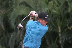 Phil Mickelson 2007 doral Foto de Stock Royalty Free