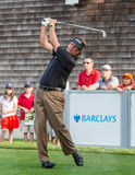 Phil Mickelson at the 2012 Barclays Stock Images