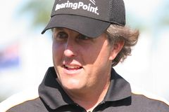 Phil Mickelson doral 2007 Stock Images