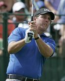 Phil Mickelson at Doral in Miami stock photo