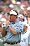 Phil Mickelson. Famed Professional golfer Phil Mickelson. Image taken from color slide Royalty Free Stock Image