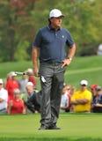 Phil Mickelson les 2013 Présidents Cup Photos libres de droits