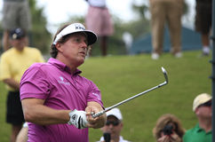 Phil Mickelson , The Players, TPC Sawgrass, FL Royalty Free Stock Photos