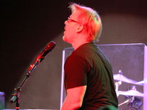 Phil Vassar, Lynchburg, Virginia.  Miller Home Benefit Concert at Phase 2, April 2013 Stock Image