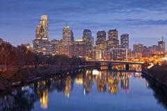 Philadelphfia. Foto de Stock Royalty Free