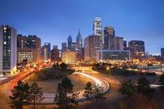 Philadelphfia. Imagem de Stock