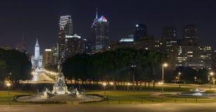 Philadelphfia Fotografia de Stock