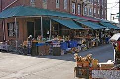 Mercado italiano Fotografia de Stock Royalty Free