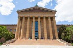 Philadelphia art museum entrance - Pennsylvania - USA Royalty Free Stock Photos