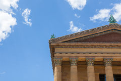 Philadelphia art museum - Pennsylvania - USA Stock Photos
