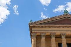 Philadelphia art museum - Pennsylvania - USA Stock Photos