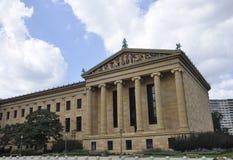 Philadelphia,August 4th:Art Museum Building from Philadelphia in Pennsylvania Stock Photography