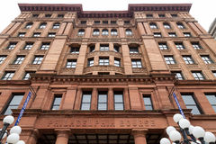 Philadelphia-Börsen-Gebäude Lizenzfreies Stockfoto