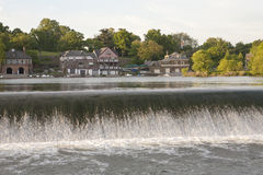 Philadelphia Boat House Row Stock Photography