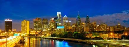 Philadelphia céntrica Foto de archivo