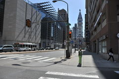 Philadelphia City Royalty Free Stock Images