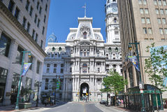 Philadelphia City Hall Stock Photo