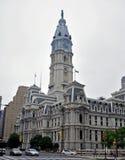 Philadelphia City Hall Royalty Free Stock Photography