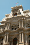 Philadelphia city hall Royalty Free Stock Photos